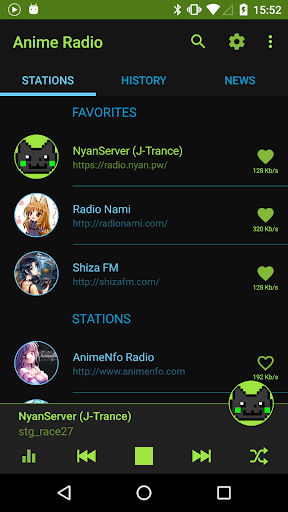 animenfo radio 聞き方