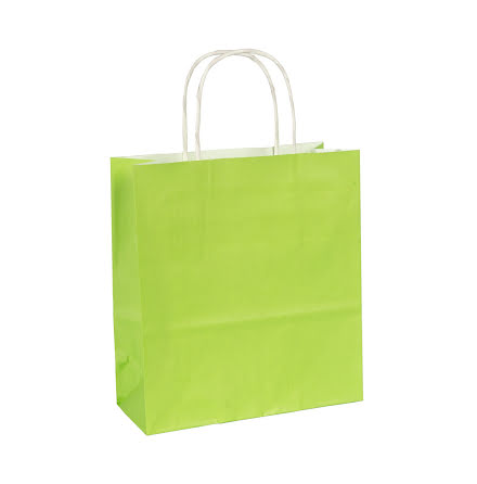 Bärkasse XS limegrön