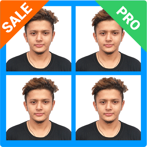 Passport Size Photo Maker - Print at Home - Apps on Google Play