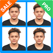 Passport Size Photo Maker - Print at Home