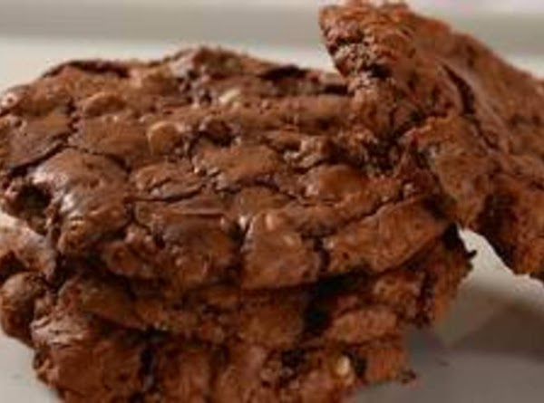 Slap Yo Mama Chocolate Fudge  Cookies Recipe