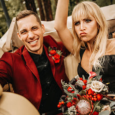 Fotógrafo de casamento Katerina Mironova (Katbaitman). Foto de 17.01.2019