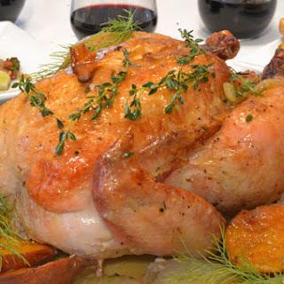 Ina Garten's Perfect Roast Chicken by Platter Talk
