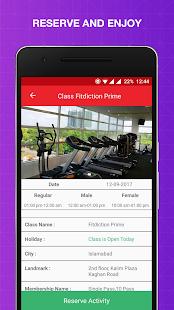 GymJana - All Access Fitness Pass - náhled