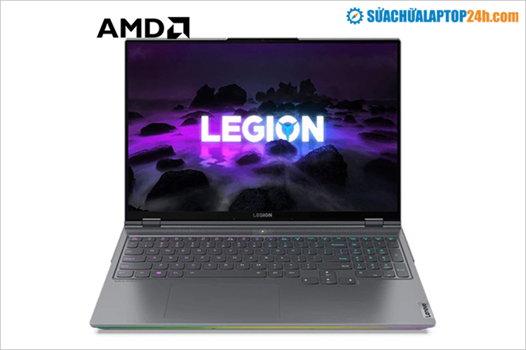 Lenovo Legion 7 có thiết kế khá giống với phiên bản tiền nhiệm