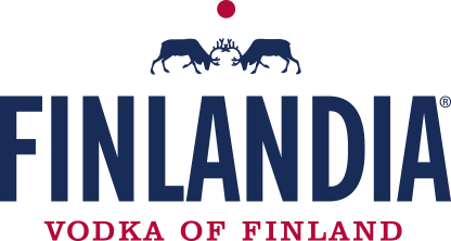 Logo for Finlandia Vodka