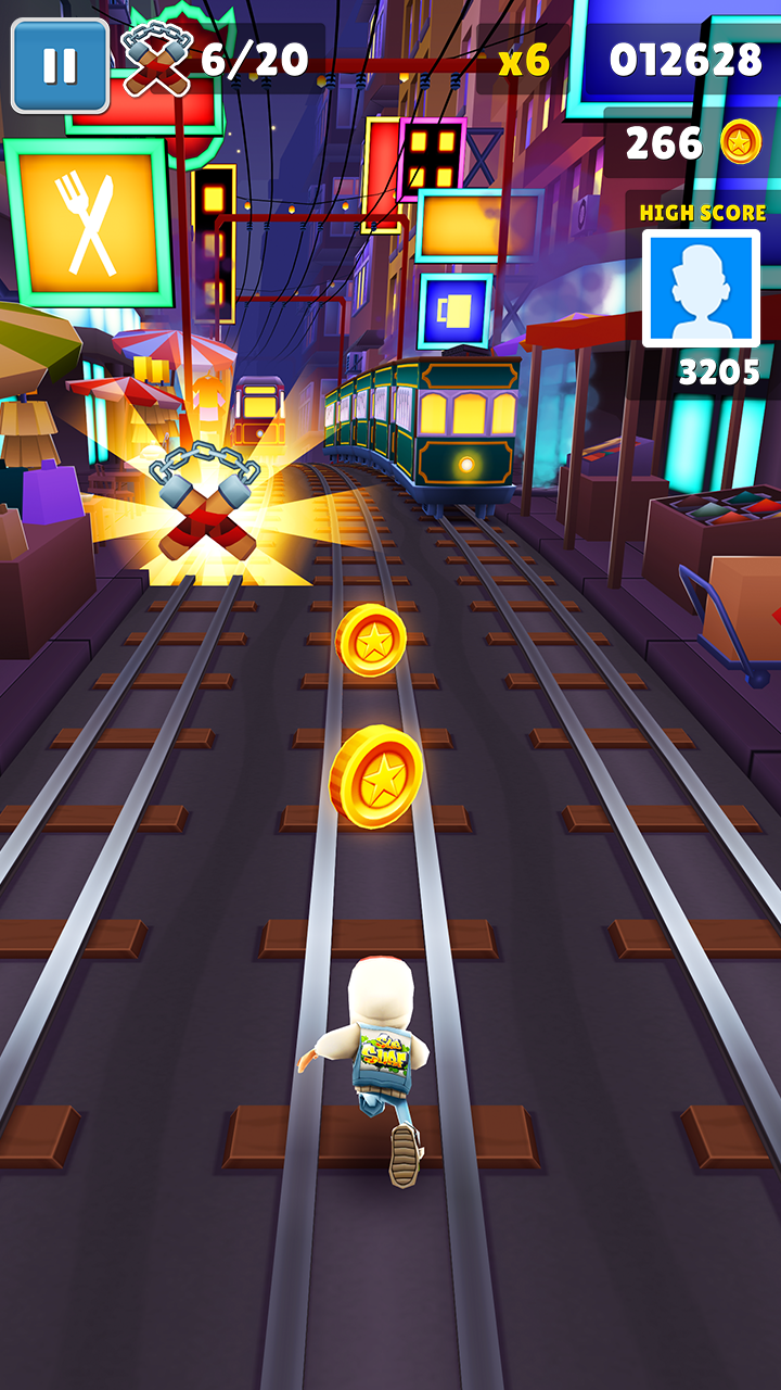 Subway Surfers Mod APK (Unlimited Coin/Key) Download 2