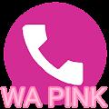 WA theme pink download