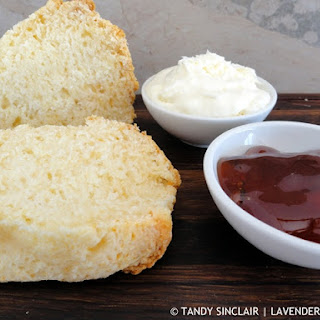 Yoghurt Scones Recipe