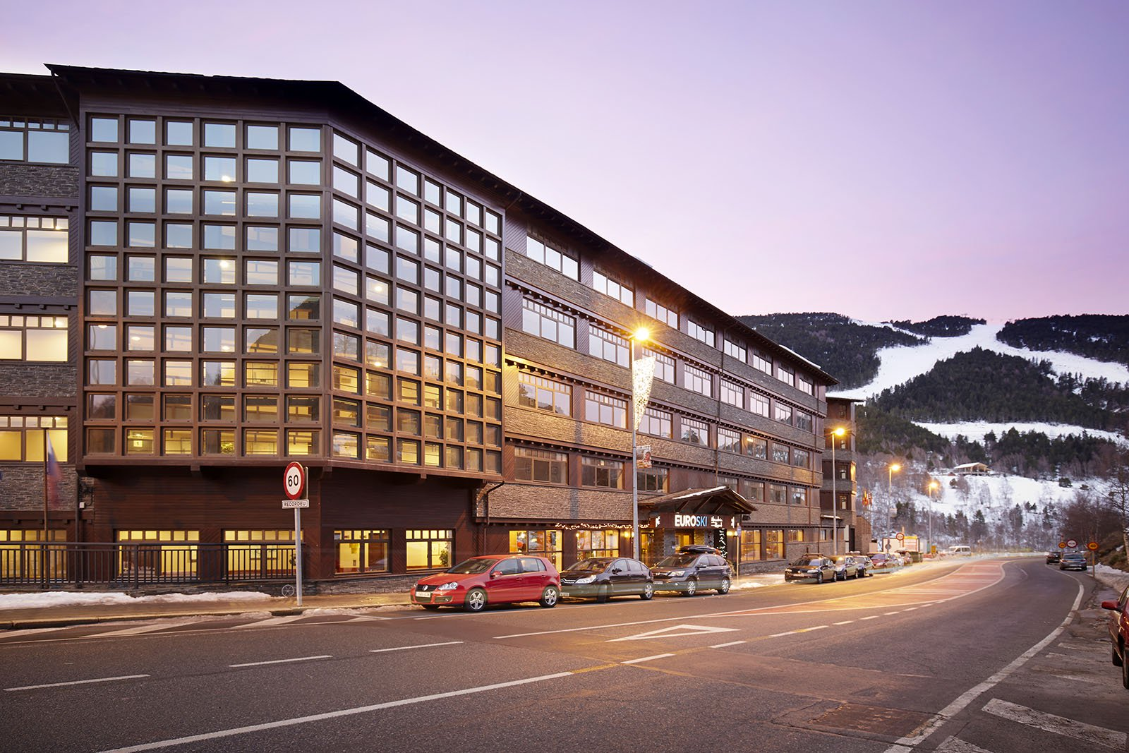 Euroski Mountain Resort - Andorra