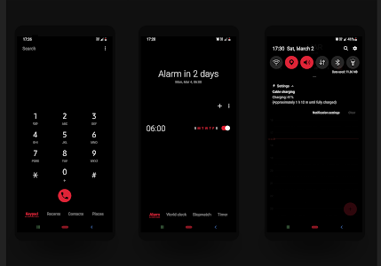 PitchBlack S - Samsung Substratum Theme Oreo/OneUI 31.1 (Patched)