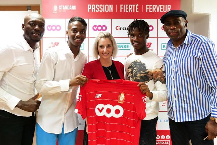 Echange de joueurs entre Maastricht et le Standard de Liège
