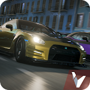 Download Game Speed Kings: Drag Racing [Mod: a lot of money] APK Mod Free