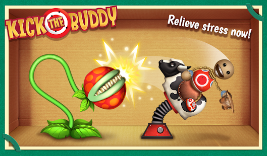 Kick the Buddy Screenshot