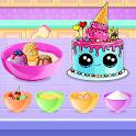 Ice Cream Cake Maker Sweet Bakery icon