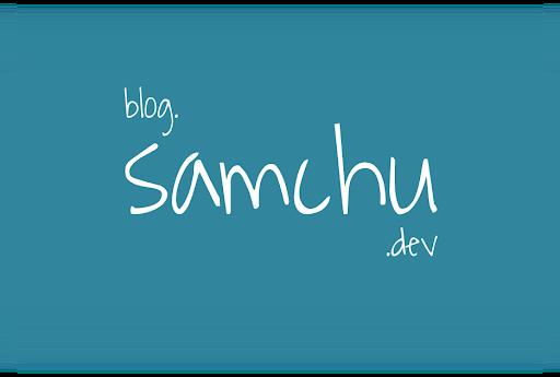 Sam's Coding Note logo