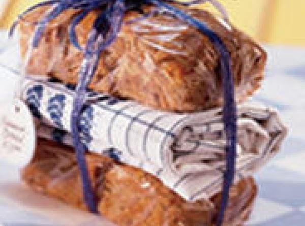 Mini Banana Bread Loaves Recipe