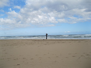 Photo: Taken at Noetzie beach ... if my camera hadn't died, there'd be castle pics as well.
