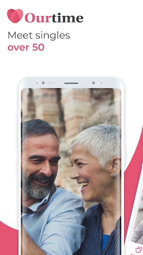 OurTime : Mature Dating App for over 50s singles 5.27.2 screenshots 1
