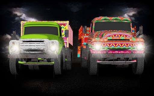 Asian Truck Simulator 2019: Truck Driving Games 2.3 screenshots 8