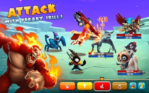Monster Legends MOD Apk 10.0.6 (High Damage/3 Stars) 8