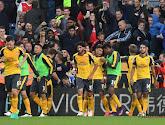 Arsenal boekt zuinige zege tegen Burnley van Steven Defour