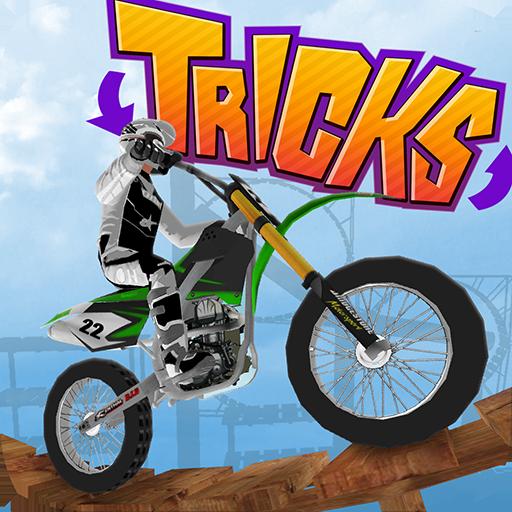 Trial Bike Extreme Tricks