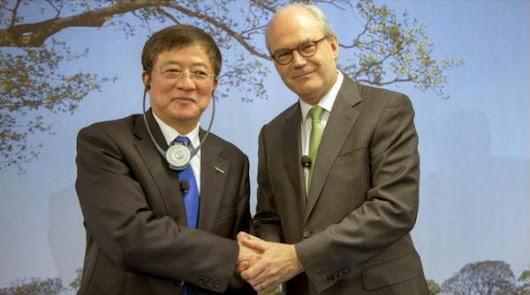 Un gigante chino compra  la multinacional suiza Syngenta