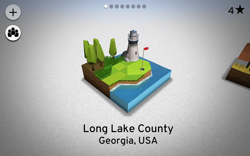 OK Golf- screenshot
