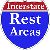 Interstate Rest Areas in USA
