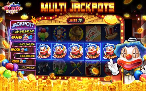 LuckyBomb Casino Slots apktram screenshots 2