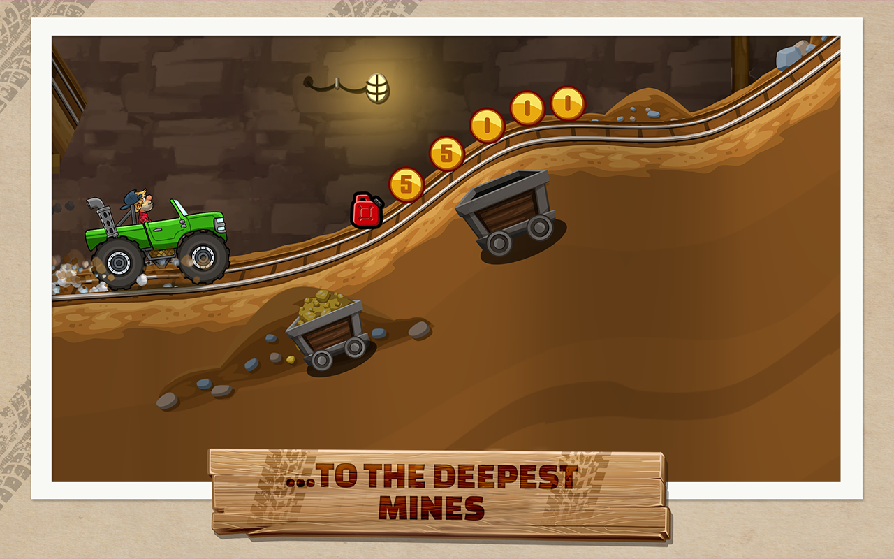 Hill Climb Racing 2- screenshot