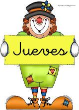 Photo: jueves payaso