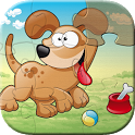 Dog Games for Kids: Cute Puppy icon