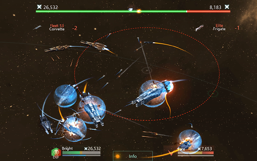 Stellaris: Galaxy Command, Sci-Fi, space strategy screenshots 24