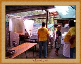 Photo: Sagra 2005 - Preparazione della Sagra - Foto 11 di 26