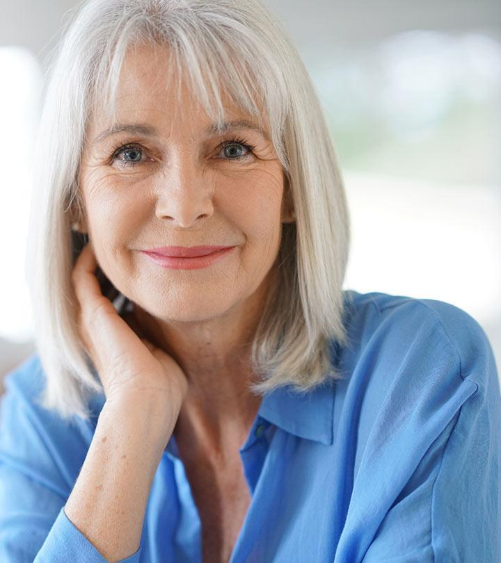 35 Lovely Hairstyles For Women Over 70