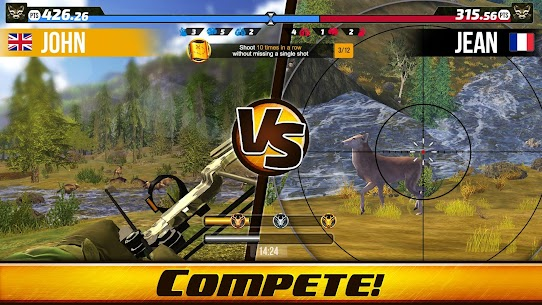 Wild Hunt:Sport Hunting Games. Hunter & Shooter 3D 3