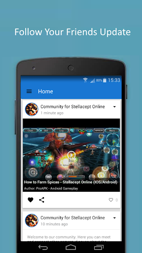 Fans App for Stellacept Online