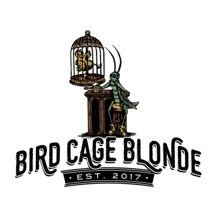 Logo of Rickety Cricket Brewing Bird Cage Blonde