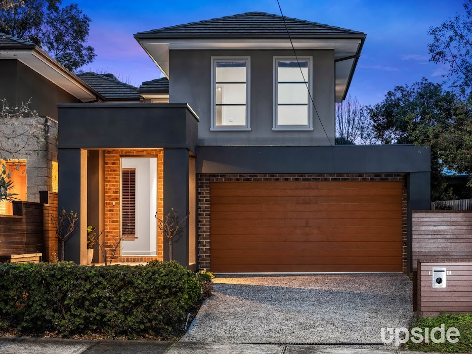 Main photo of property at 1/14 Cecil Street, Eltham 3095