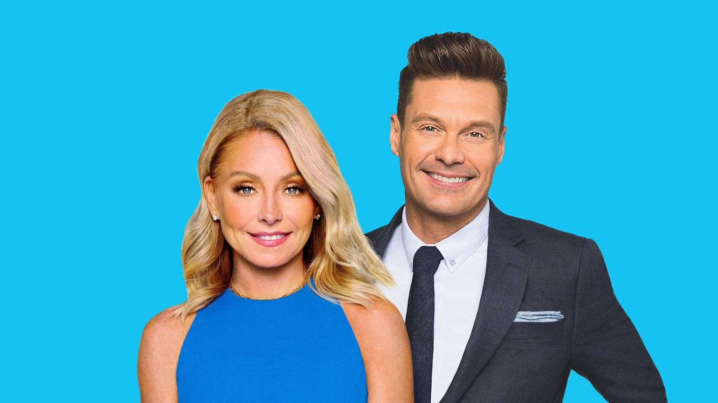 Watch Live with Kelly and Ryan live