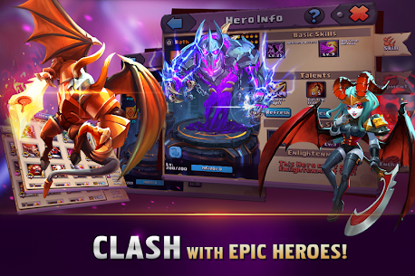Clash of Lords 2 MOD Apk 1.0.248 2