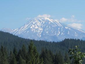 Photo: Mt Shasta