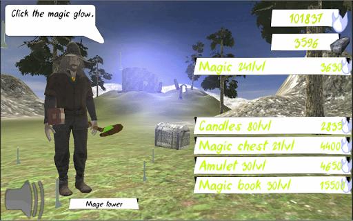 Magic Tower Clicker 3D