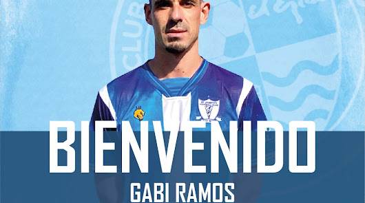 El almeriense Gabi Ramos firma con el CD El Ejido