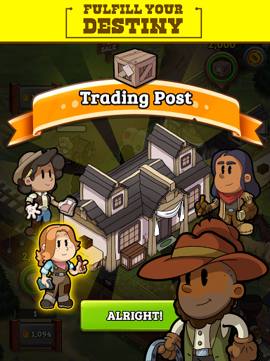Idle Frontier: Tap Town Tycoon filehippodl screenshot 7