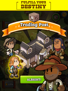 Idle Frontier: Tap Town Tycoon Mod Apk 1.076 7
