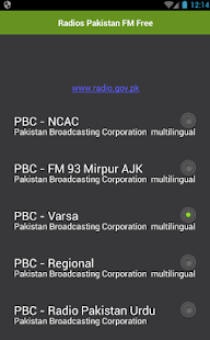 Radios Pakistan FM Free - náhled