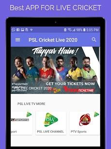 PSL Live Cricket Apk | GEO Sports Live, PTV Sports Live 6